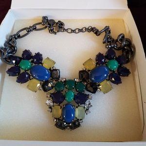 Stella and Dot multi-colored necklace